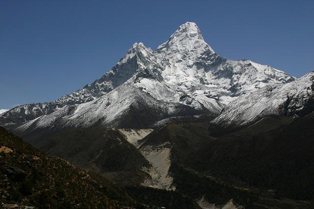 Ama Dablam, Nepal   Pixabay Image
