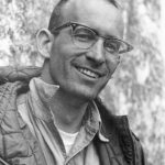 Royal Robbins | Tom Frost [CC BY-SA 3.0], via Wikimedia Commons