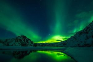 Northern Lights, Iceland | Pixabay Image