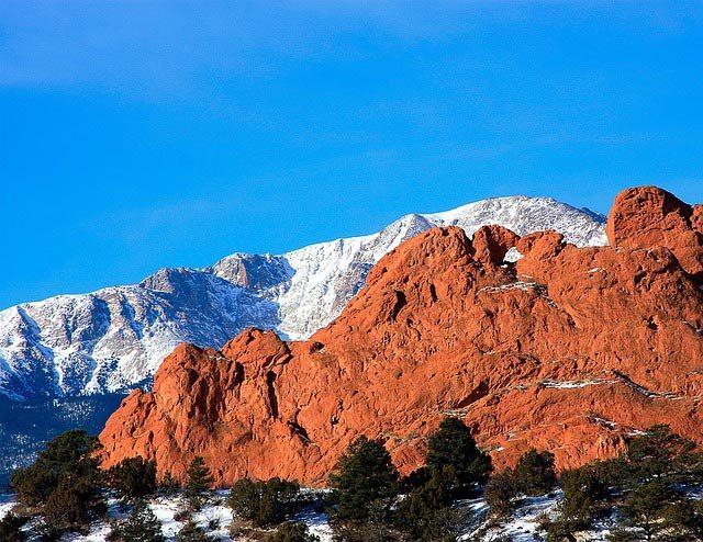 Pikes Peak | Pixabay Image