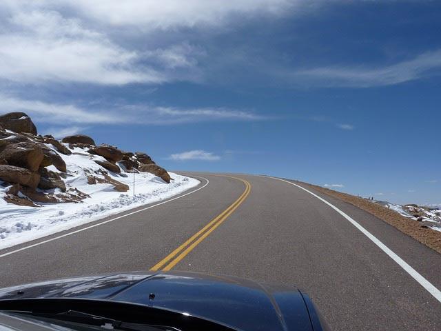 Pikes Peak Highway | Pixabay Image