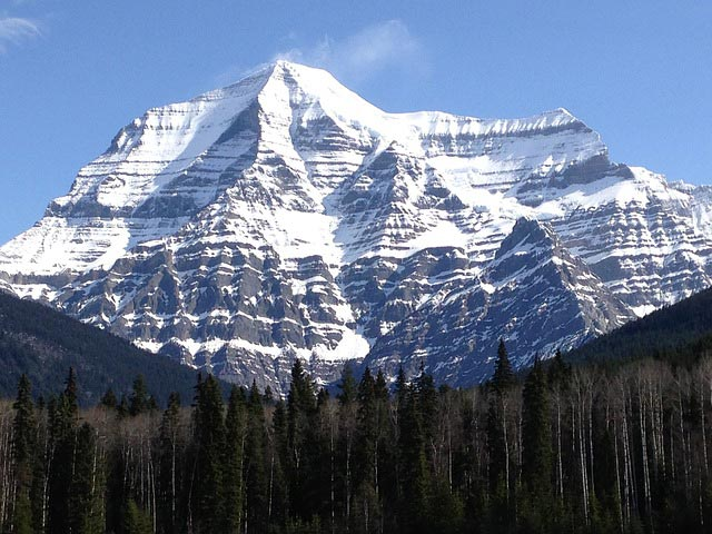 Mount Robson | Pixabay Image