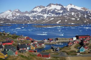 Taslilaq, Greenland | Pixabay Image