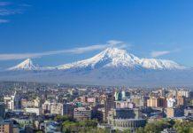 Mount Ararat From Yerevan, Armenia | By Սէրուժ Ուրիշեան (Serouj Ourishian) - Own work, CC BY 4.0, Link