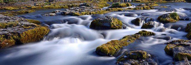 Kirkjufell River, Iceland | Pixabay Image