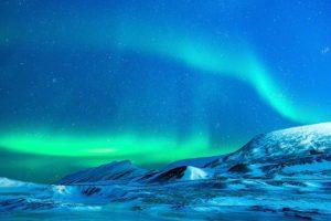 Northern Lights In Svalbard, Norway | Pixabay Image