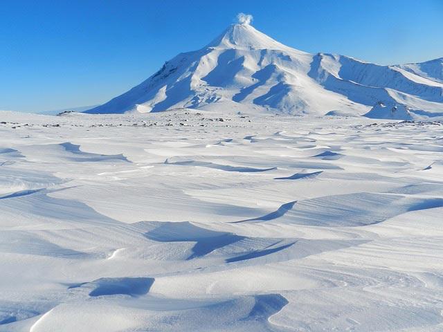 Avachinsky Volcano, Russia | Pixabay Image