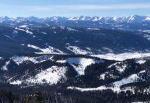 Madison Range, SW Montana